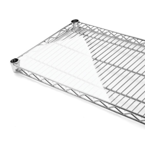 WIRE BASKET & SHELVES